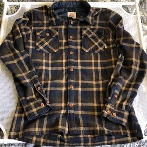 Vans AntiHero Flannel Button Up